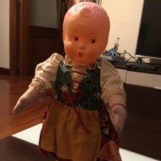 Muñecas Extranjeras: ANTIGUA MUÑECA REGIONAL. Lote 149426542