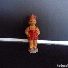Muñecas Extranjeras: ANTIGUA Y RARA MUÑECA . Lote 150230106