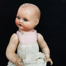 Muñecas Extranjeras - muñeca de carton piedra 1920 - 150372334