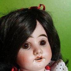 Muñecas Extranjeras: ANTIGUA MUÑECA FLEISCHMANN CON PELO NATURAL. Lote 151509854