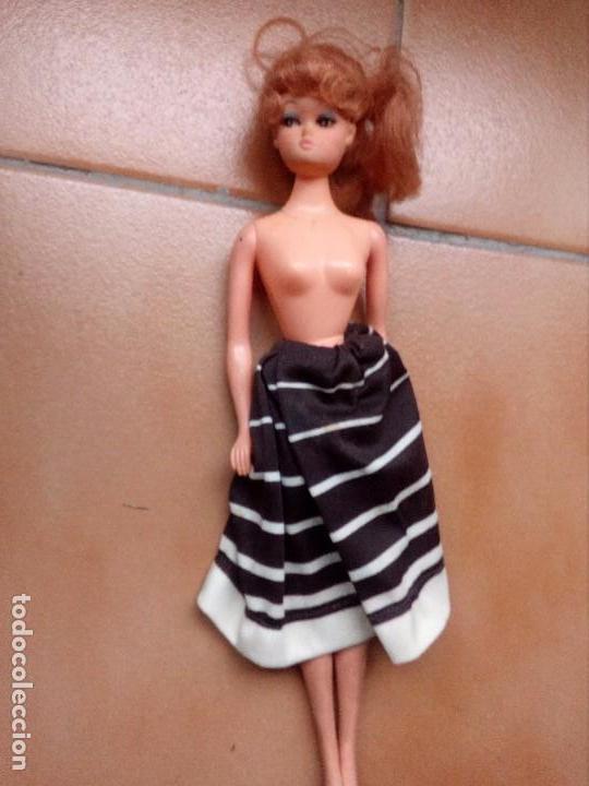 Muñecas Extranjeras: Muñeca Petra von plasty con falda original - Foto 7 - 97745667