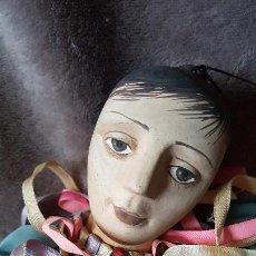 Muñecas Extranjeras: MARAVILLOSA MARIONETA ANTIGUA. Lote 151982114