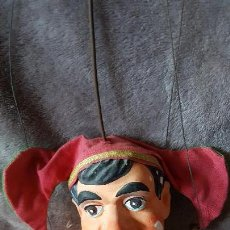 Muñecas Extranjeras: MARIONETA ANTIGUA. Lote 151982298