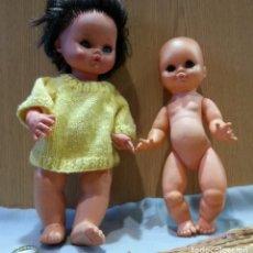 Muñecas Extranjeras: MUÑECAS ITALIANAS. AÑOS 60. PAREJA.. Lote 152286894