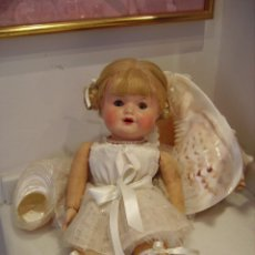 Muñecas Extranjeras: ANTIGUA MUÑECA BAILARINA. Lote 152310190