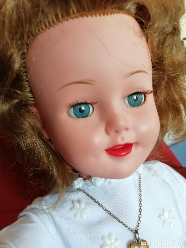Muñecas Extranjeras: Muñeca Brigitte de Raynal 50cm 1959 Francesa - Foto 7 - 154624422