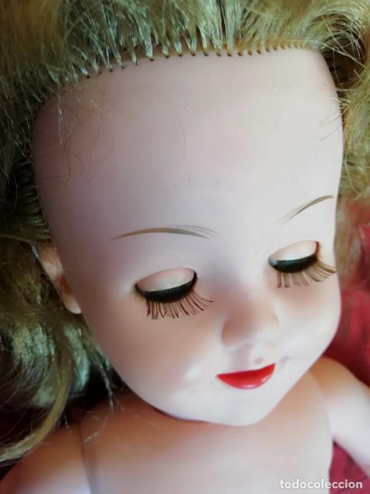 Muñecas Extranjeras: Muñeca Brigitte de Raynal 50cm 1959 Francesa - Foto 13 - 154624422