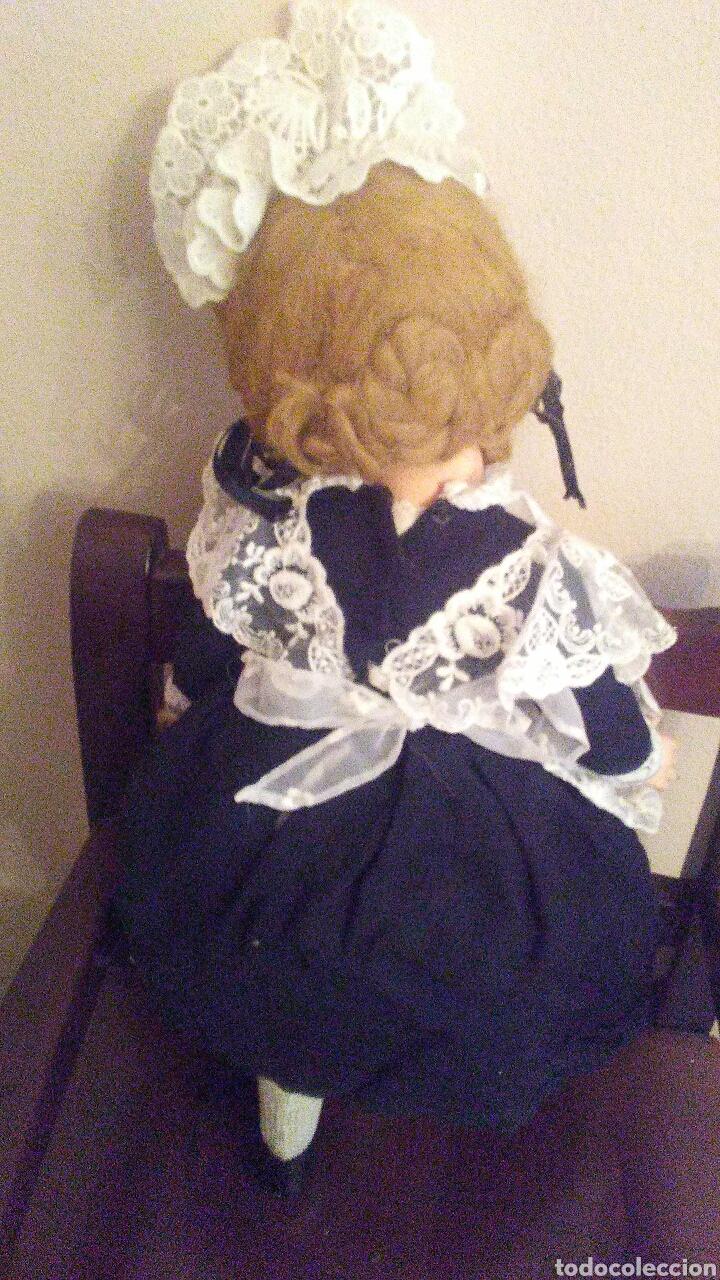 Muñecas Extranjeras: Antigua muñeca Madame Alexander(ver fotos y leer descripcion el bebe no entra en el lote - Foto 5 - 155402482