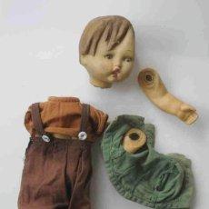 Muñecas Extranjeras: ANTIGUO MUÑECO W. GERMANY MJ HUMMELL 7, W. GOEBEL.. Lote 155425314