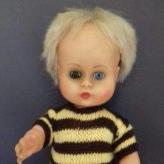 Muñecas Extranjeras: MUÑECO PALITOY MADE IN ENGLAND DE GOMA AÑOS 50. Lote 155614442