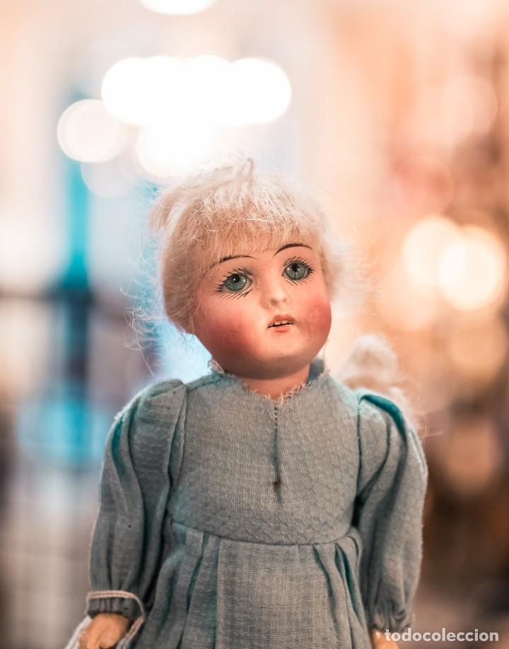 Muñecas Extranjeras: ANTIGUA MUÑECA DE PORCELANA - Foto 7 - 56394597