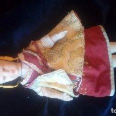Muñecas Extranjeras: MUÑECA ANTIGUA TIPO LENCI AÑOS 20 O 30. Lote 158304090
