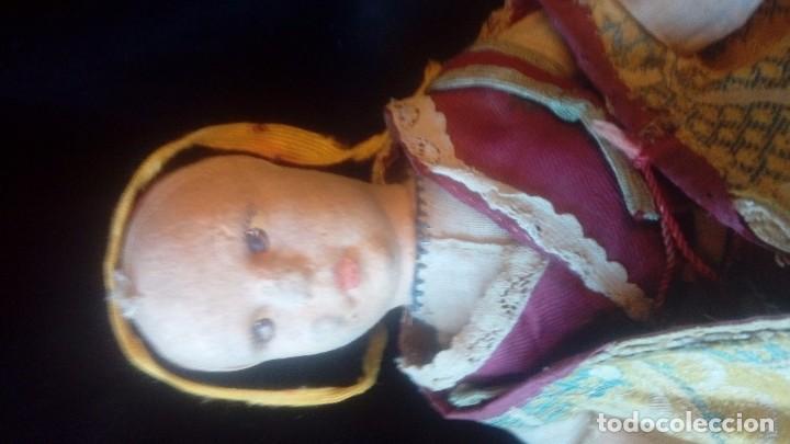Muñecas Extranjeras: Muñeca antigua tipo Lenci años 20 o 30 - Foto 2 - 158304090