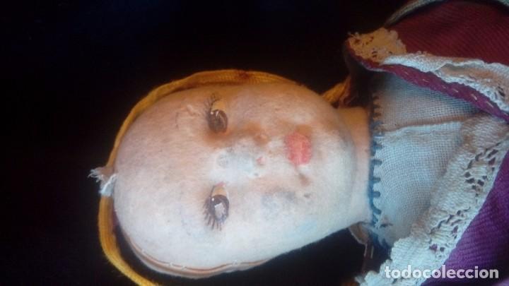 Muñecas Extranjeras: Muñeca antigua tipo Lenci años 20 o 30 - Foto 5 - 158304090