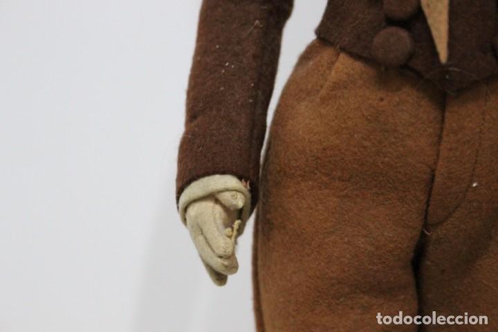 Muñecas Extranjeras: Preciosa muñeca Lenci, todo original, 43 cm. año 1931, nombre de catalogo Pouty piccolo gentiluomo - Foto 7 - 159368834
