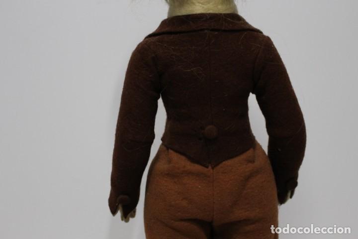 Muñecas Extranjeras: Preciosa muñeca Lenci, todo original, 43 cm. año 1931, nombre de catalogo Pouty piccolo gentiluomo - Foto 11 - 159368834
