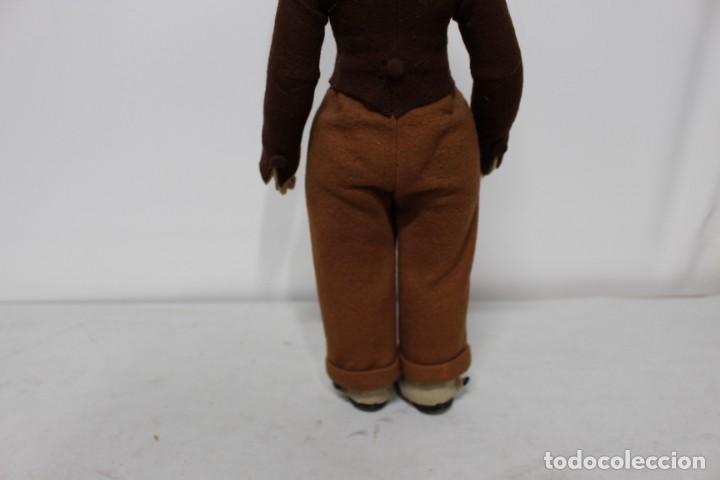 Muñecas Extranjeras: Preciosa muñeca Lenci, todo original, 43 cm. año 1931, nombre de catalogo Pouty piccolo gentiluomo - Foto 12 - 159368834