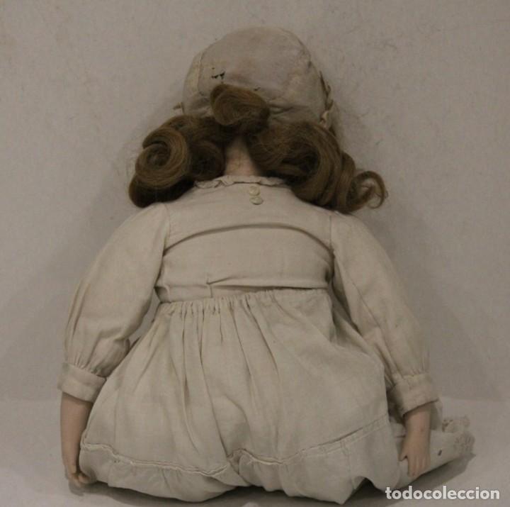 Muñecas Extranjeras: Muñeca, porcelana y trapo Kammer Reinhardt, posiblemente sea una reproducción - Foto 6 - 160015342