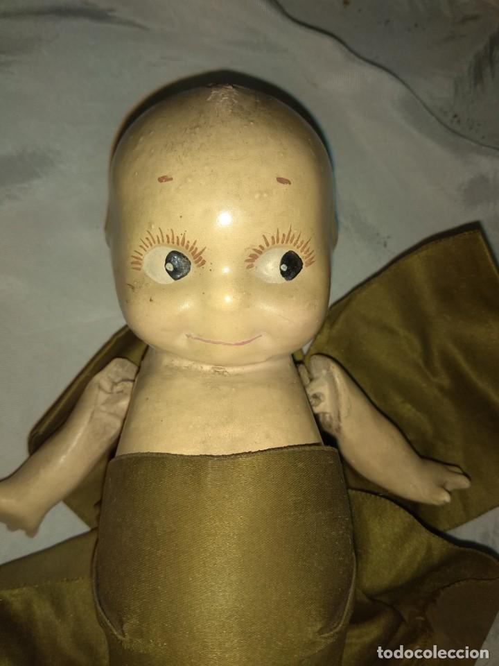 Muñecas Extranjeras: Antiguo Muñeco Kewpie - Foto 2 - 160035330
