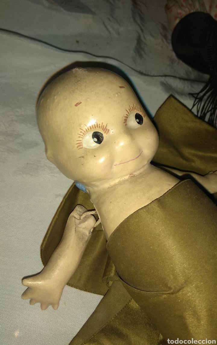 Muñecas Extranjeras: Antiguo Muñeco Kewpie - Foto 4 - 160035330