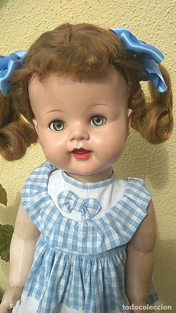Muñecas Extranjeras: Saucy Walker de Ideal Toy años 50 - Foto 2 - 160377002