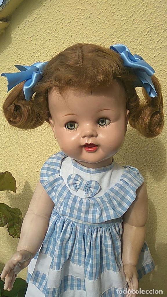 Muñecas Extranjeras: Saucy Walker de Ideal Toy años 50 - Foto 5 - 160377002