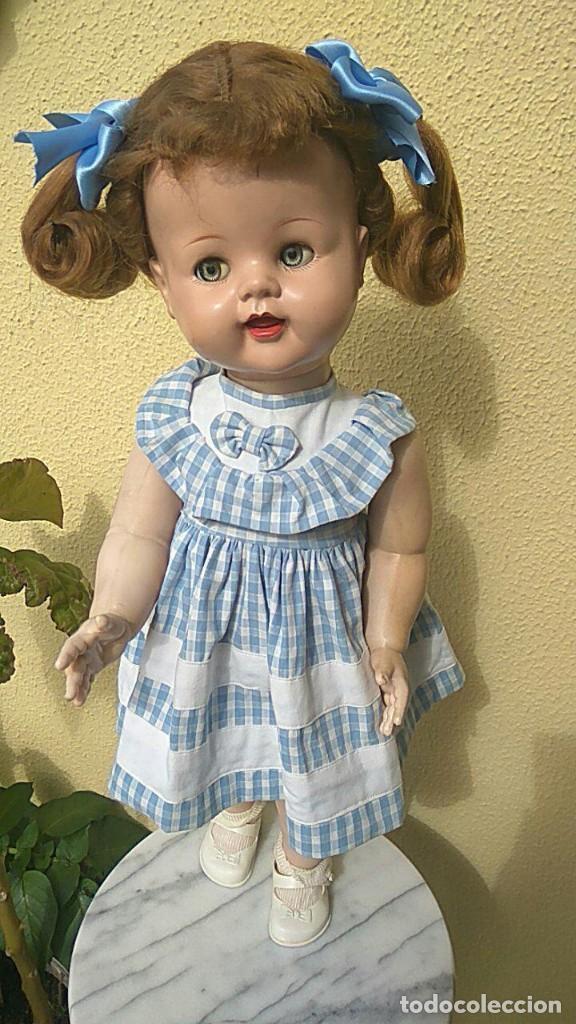 Muñecas Extranjeras: Saucy Walker de Ideal Toy años 50 - Foto 6 - 160377002