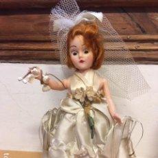 Muñecas Extranjeras: MUÑECA DE PLÁSTICO POSIBLEMENTE INGLESA O AMERICANA. Lote 160979370