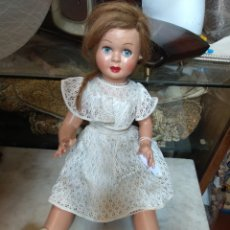 Muñecas Extranjeras: ANTIGUA MUÑECA EDI - CARTÓN PIEDRA - LEER DESCRIPCIÓN -. Lote 161423618