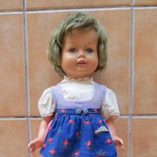 Muñecas Extranjeras: MUÑECA ALEMANA SCHILDKROT - TORTUGA - HABLADORA. Lote 163504402