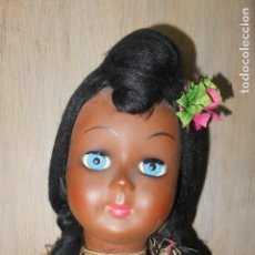 International Dolls - MUÑECA ANTIGUA NEGRITA - 165268422
