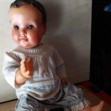 Muñecas Extranjeras: MUÑECO ANTIGUO. Lote 165490662