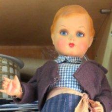 International Dolls - MUÑECO CELULOIDE AÑOS 50 MARCADO CON UN 6 EN NUCA 26 CM. ALTURA - 167139092