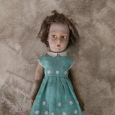 International Dolls - ANTIGUA MUÑECA LENCI AÑOS 30 O 40 - 167576914
