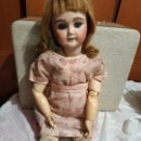 Muñecas Extranjeras: MUÑECA LIMOGES MUY ANTIGUA. Lote 168107412