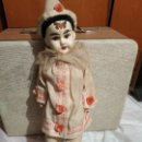 Muñecas Extranjeras: ANTIGUO ARLEQUIN CON SONIDO. Lote 168110056