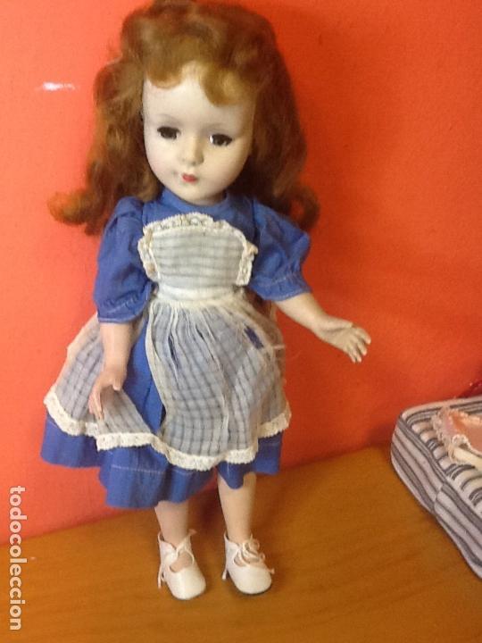 Muñecas Extranjeras: muñeca americana sue sue walker dorothy mago de oz - Foto 2 - 168302548
