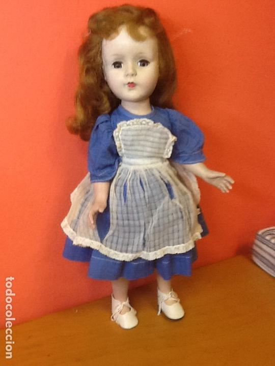 Muñecas Extranjeras: muñeca americana sue sue walker dorothy mago de oz - Foto 4 - 168302548