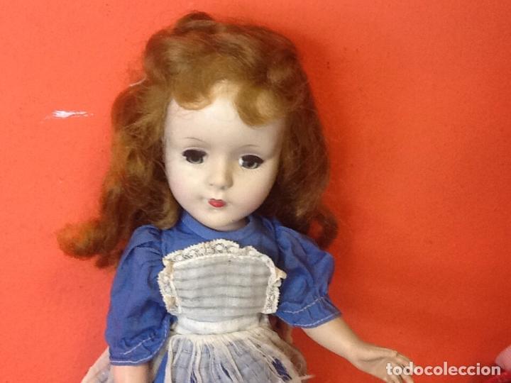 Muñecas Extranjeras: muñeca americana sue sue walker dorothy mago de oz - Foto 5 - 168302548