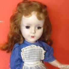 Muñecas Extranjeras: MUÑECA AMERICANA SUE SUE WALKER DOROTHY MAGO DE OZ. Lote 168302548
