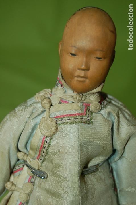 DOOR OF HOPE SHANGAI ENTRE 1901 -1940 (Juguetes - Muñeca Extranjera Antigua - Otras Muñecas)