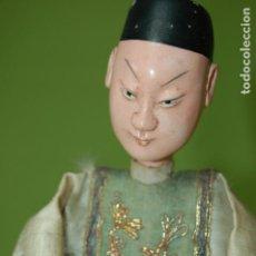 Muñecas Extranjeras: MUÑECO OPERA CHINA. Lote 168476668