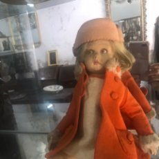 Muñecas Extranjeras - Muñeca Lenci ,con su vestido original. - 168571346