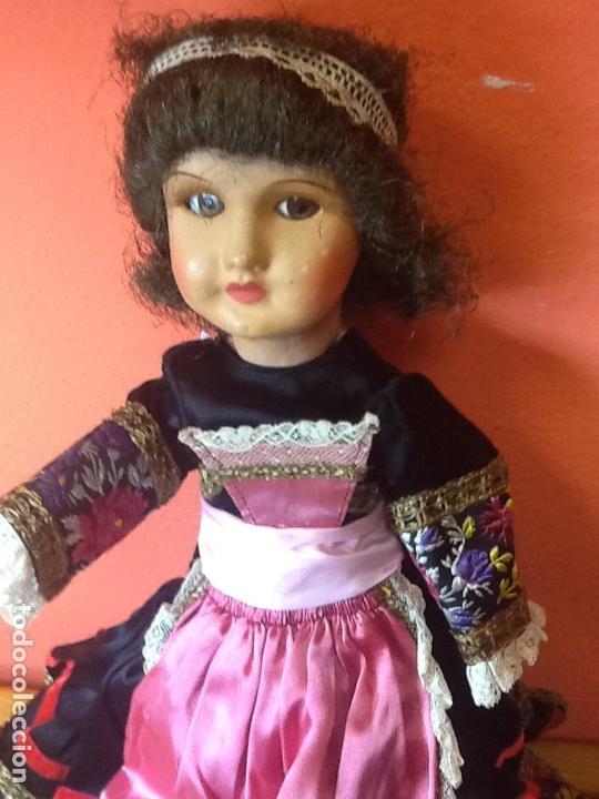 Muñecas Extranjeras: muñeca muy antigua francesa - Foto 3 - 168573704