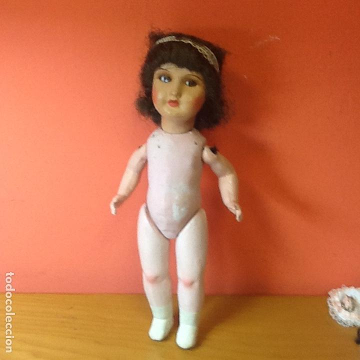 Muñecas Extranjeras: muñeca muy antigua francesa - Foto 4 - 168573704