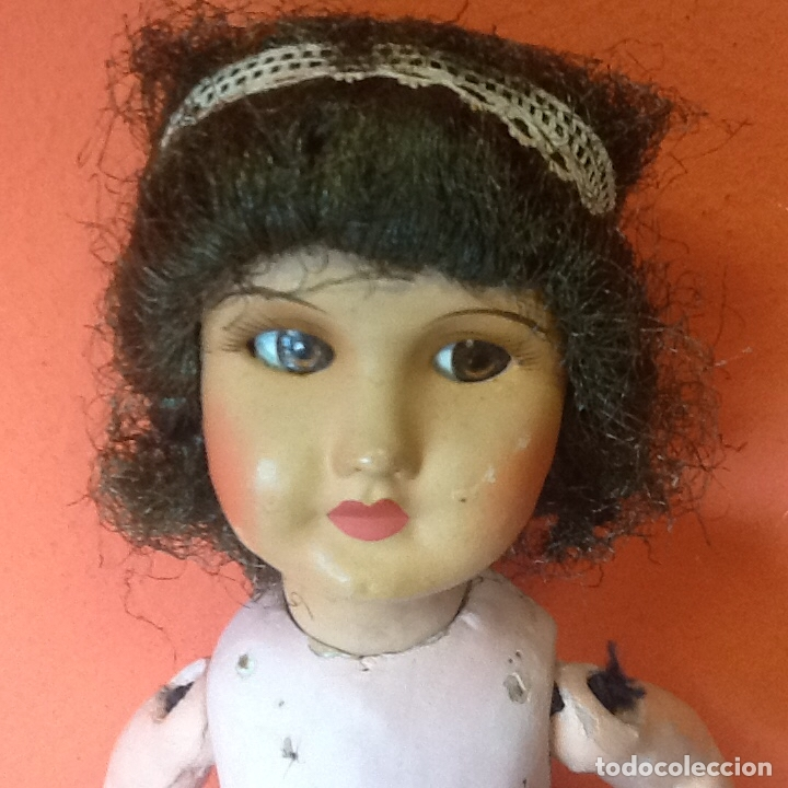 Muñecas Extranjeras: muñeca muy antigua francesa - Foto 5 - 168573704