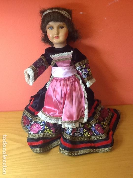Muñecas Extranjeras: muñeca muy antigua francesa - Foto 6 - 168573704