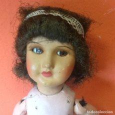 Muñecas Extranjeras: MUÑECA MUY ANTIGUA FRANCESA. Lote 168573704