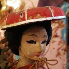 Muñecas Extranjeras: ANTIGUA MUÑECA JAPONESA. Lote 168852000