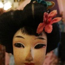 Muñecas Extranjeras: ANTIGUA MUÑECA JAPONESA. Lote 168854908